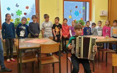 Obiskali so nas učiteljici in ravnateljica OŠ Luisa Adamiča iz Grosuplja