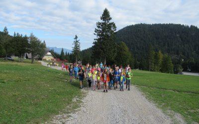 Športni dan – Skupni pohod vseh podružnic na Soriško planino