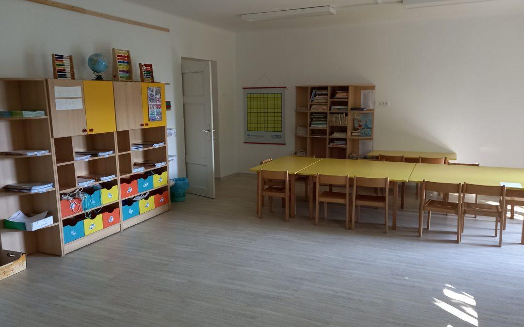 Novi šolski prostori